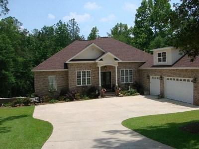 Warner Robins Single Family Home For Sale: 220 Brantley
