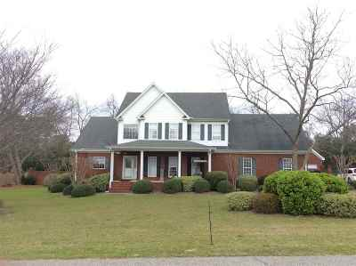 Macon Single Family Home For Sale: 108 Oney