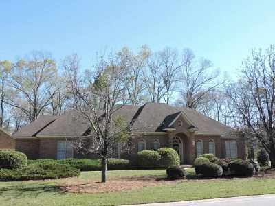 Bibb County, Crawford County, Houston County, Peach County Single Family Home For Sale: 316 Stathams Way