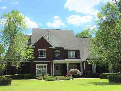 Warner Robins Single Family Home For Sale: 33 Willow Lake