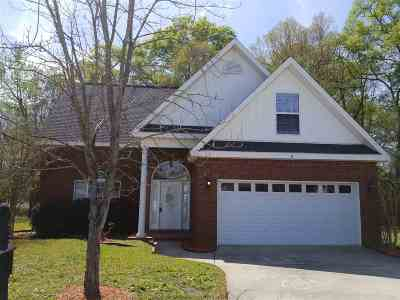 Bridlewood Single Family Home For Sale: 607 Beechwood Dr