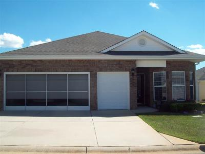 Perry Single Family Home For Sale: 325 S Houston Springs