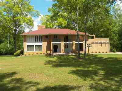Perry Single Family Home For Sale: 2423 S Hwy 41