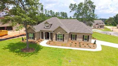 Bibb County, Crawford County, Houston County, Peach County Single Family Home For Sale: 101 Scarlett Oak