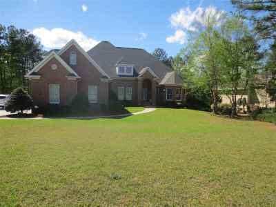 Warner Robins Single Family Home For Sale: 5 Willow Lake
