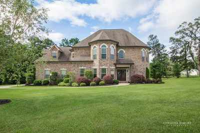 Kathleen Single Family Home For Sale: 222 Silverbirch