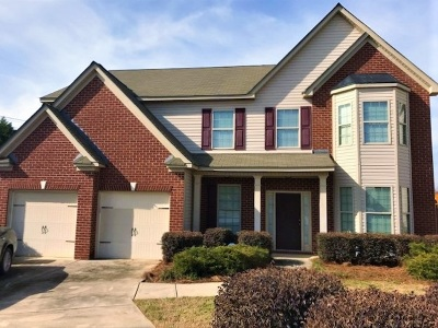 Byron Single Family Home For Sale: 102 Winterberry Court