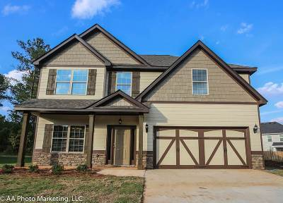 Perry Single Family Home For Sale: 308 Dog Fennel