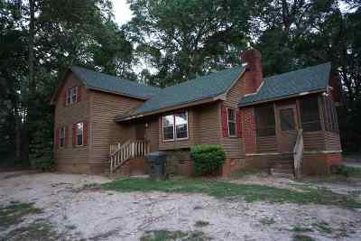 Kathleen Single Family Home For Sale: 1236 Hwy 96