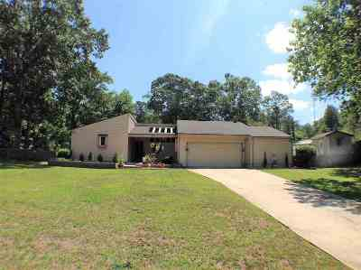 Single Family Home For Sale: 100 Patton