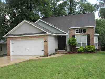 Perry Single Family Home For Sale: 305 Spring Creek