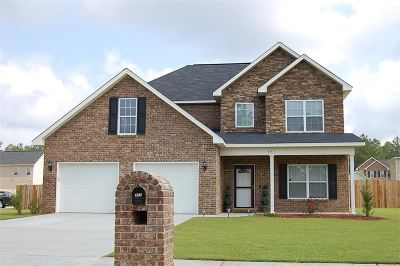 Bonaire Single Family Home For Sale: 301 Rose Pointe Court