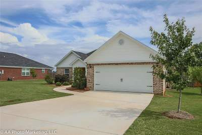 Perry Single Family Home For Sale: 209 Rainsong