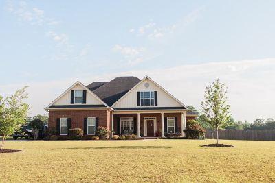 Bibb County, Crawford County, Houston County, Peach County Single Family Home For Sale: 504 Altamaha