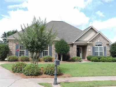Centerville Single Family Home For Sale: 402 Montview Way