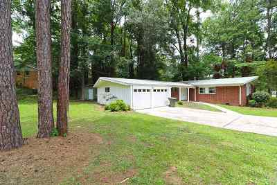 Warner Robins Single Family Home For Sale: 97 Bel Aire