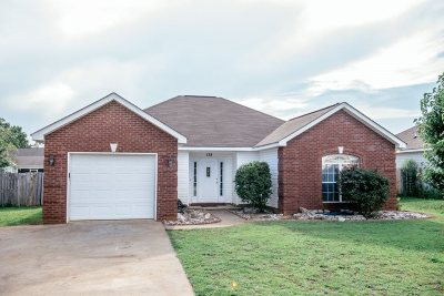 Bibb County, Crawford County, Houston County, Peach County Single Family Home For Sale: 138 Millbrook