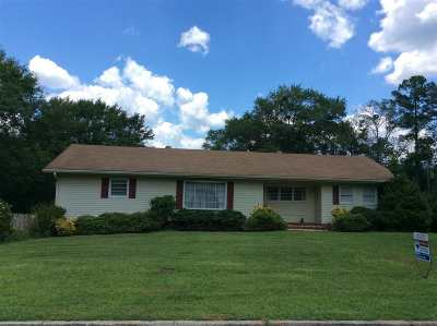 Macon Single Family Home For Sale: 1751 Ben Hill Drive
