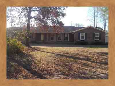 Warner Robins Single Family Home For Sale: 104 Quail Run Dr.