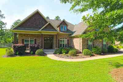 Bonaire Single Family Home For Sale: 2087 Hiwassee