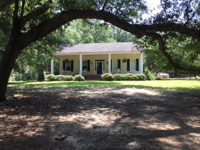 Perry Single Family Home For Sale: 502 Marshallville Road