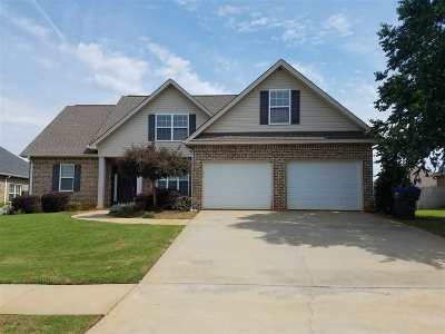 Kathleen Single Family Home For Sale: 615 Huntwood