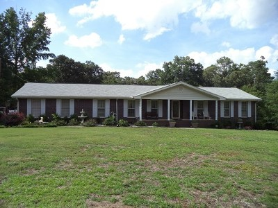 Bibb County, Crawford County, Houston County, Peach County Single Family Home For Sale: 3713 Western