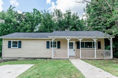 Macon Single Family Home For Sale: 4424 Irwinton Road