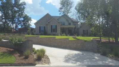 Warner Robins Single Family Home For Sale: 506 Creekside