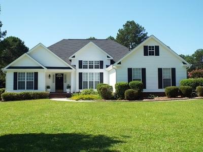 Macon Single Family Home For Sale: 3008 Benton Drive