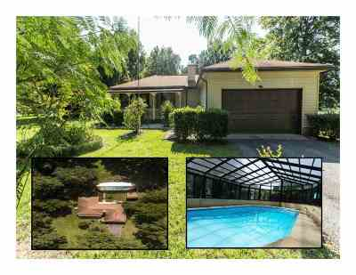 Perry Single Family Home For Sale: 232 Lake Joy