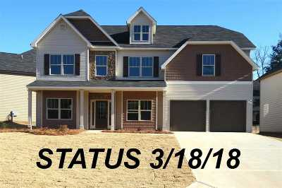 Kathleen Single Family Home For Sale: 124 Stoney Creek Drive