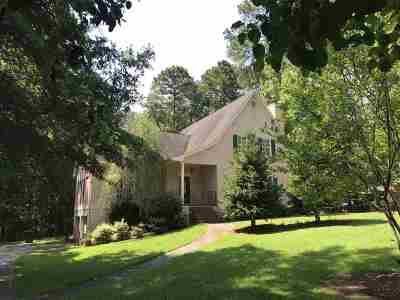 Macon Single Family Home For Sale: 222 Pebblebrook Lane