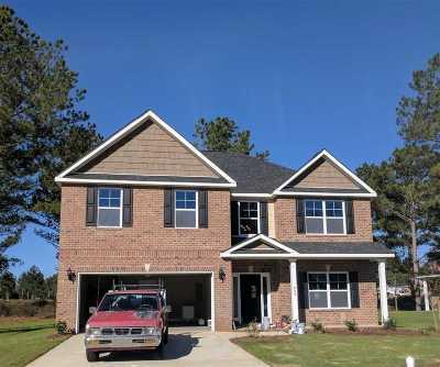 Kathleen Single Family Home For Sale: Lot 73 Hawk's Nest