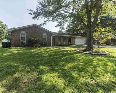 Centerville Single Family Home For Sale: 204 Woodhaven