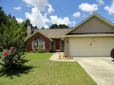 Macon Single Family Home For Sale: 6955 Andalusia Drive