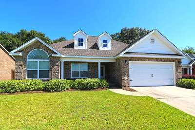 Perry Single Family Home For Sale: 202 Rainsong