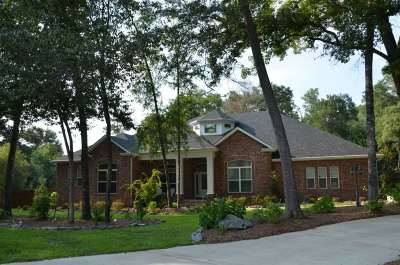 Kathleen Single Family Home For Sale: 408 Royal Crest