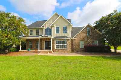 Bibb County, Crawford County, Houston County, Peach County Single Family Home For Sale: 405 Sawtooth