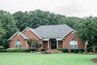 Kathleen Single Family Home For Sale: 206 Jester