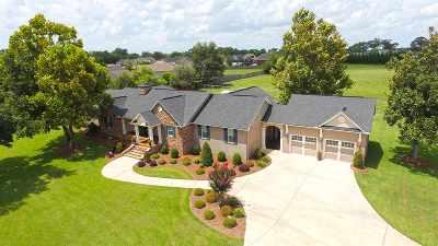 Kathleen Single Family Home For Sale: 415 Sandefur Road