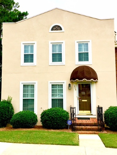 Macon Single Family Home For Sale: 538 High Point North Drive