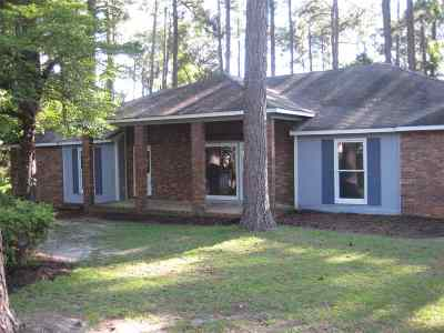 Warner Robins GA Single Family Home For Sale: $135,000