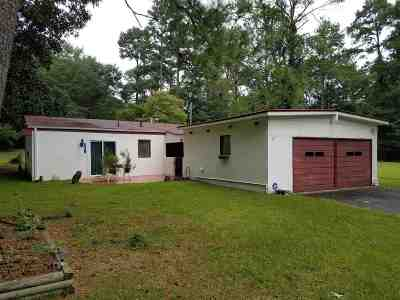 Centerville Single Family Home For Sale: 205 E Thomson