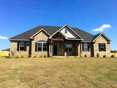Perry Single Family Home For Sale: 122 Stonegate