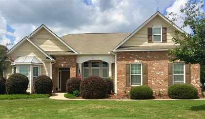 Perry Single Family Home For Sale: 106 Westbourne