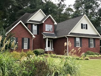 Perry Single Family Home For Sale: 106 Winners Circle