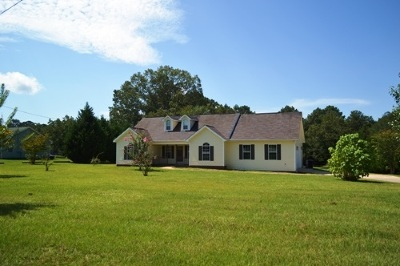 Perry Single Family Home For Sale: 2259 S Highway 341