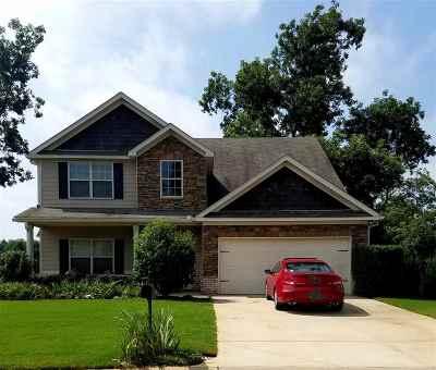 Kathleen Single Family Home For Sale: 102 Stoney Creek