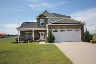 Kathleen Single Family Home For Sale: 407 Buxton